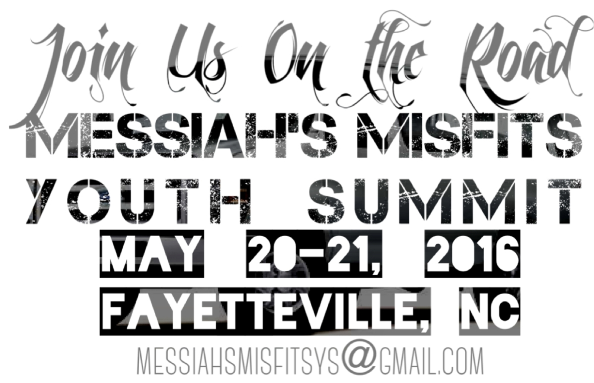Meet us in May in Fayetteville! Save the Date!